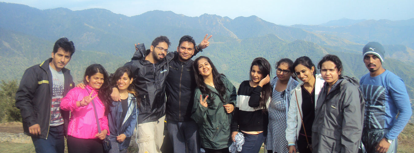 Churwadhar Camping Rajgarh Himachal Pradesh Back Packers Trek to Churdhar